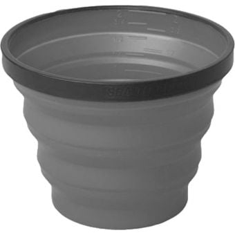 Sea To Summit X-Cup 250mL Collapsible Cup Grey