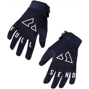 Sendy Send It MTB Gloves Full Send Deep Blue