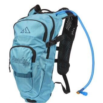 Sendy Adult 2L Hydration Backpack Big Blue