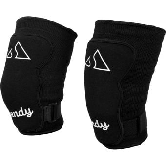 Sendy Saver Youth MTB Knee Pads Black