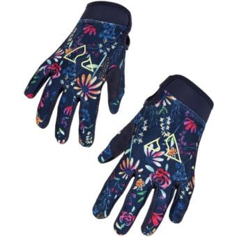 Sendy Send It Womens MTB Gloves The Wildflower