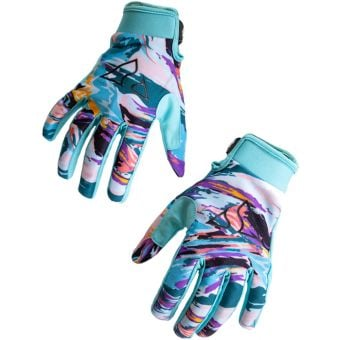 Sendy Send It Youth MTB Gloves Wild Mountain