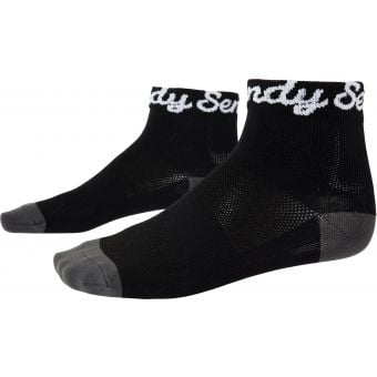 Sendy Send It Youth MTB Socks Black