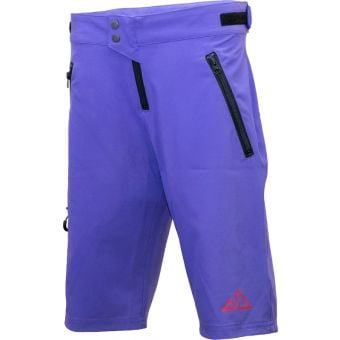 Sendy Send It Womens MTB Shorts The Purp