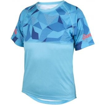 Sendy Send It Youth Short Sleeve MTB Jersey Whacko Camo