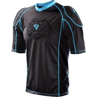 Seven 7iDP Flex Suit Body Protector Black/Blue