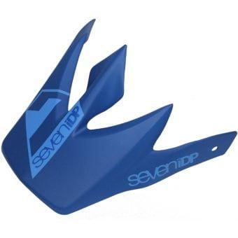Seven 7iDP M1 Helmet Visor Tactic Navy/Mid/Light Blue