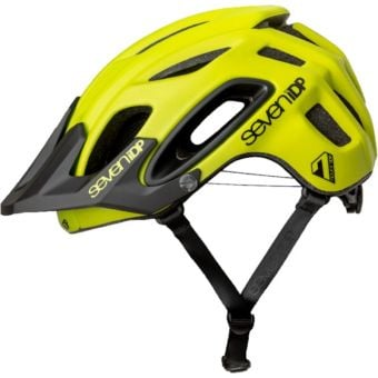 Seven 7iDP M2 Boa Helmet Matte Acid Yellow/Black