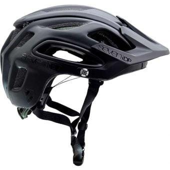 Seven 7iDP M2 Boa Helmet Matte Black/Gloss Black