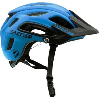 Seven 7iDP M2 Boa Helmet Matte Cobalt Blue/Black