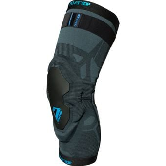 Seven 7iDP Project Knee Pads Black