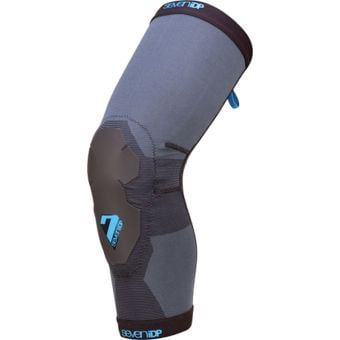 Seven 7iDP Project Lite Knee Pads Black/Blue