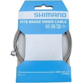 Shimano 1.6mmx2050mm Stainless SUS MTB Brake Inner Cable