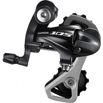 Shimano 105 RD-5701 10 Speed 30T Compatible Rear Derailleur Black