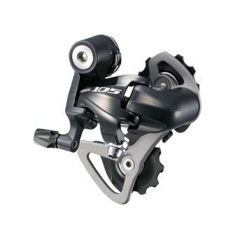 Shimano 105 RD-5701-SS 10 Speed 30T Compatible Rear Derailleur Black