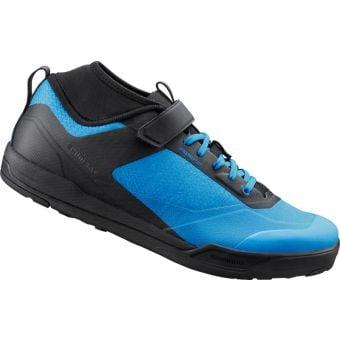 Shimano AM702 SPD MTB Shoes Blue