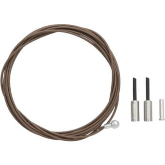 Shimano Workshop BC-9000 1.6x2000mm Polymer Coated Inner Cable