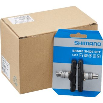 Shimano Workshop BR-M421 V-Brake Shoe Set w/Fixing Nuts (10 Pairs)