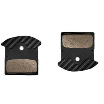 Shimano J04C BR-M9000 Metal Disc Brake Pads w/Fins