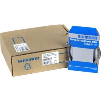 Shimano Workshop Brake Cables 1.6x2050mm (10 Pack)