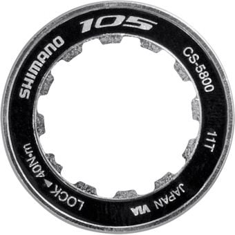 Shimano CS-5800 U5000 Metrea Cassette Lock Ring/Spacer