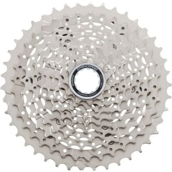 Shimano Deore CS-M4100 11-42T 10-Speed Cassette Silver