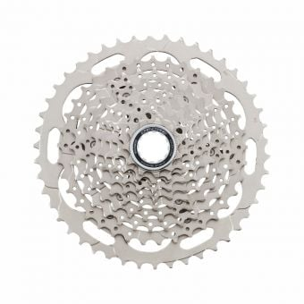 Shimano Deore CS-M4100 11-46T 10-Speed Cassette Silver