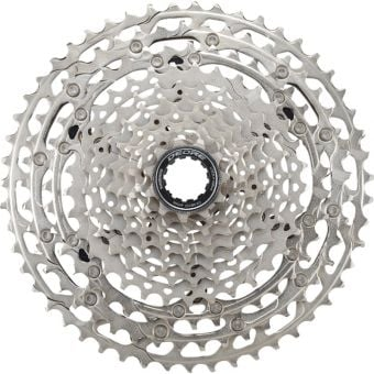 Shimano Deore CS-M5100 11-51T 11-Speed Cassette Silver