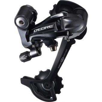 Shimano Deore RD-M591-SGS 9sp Long Cage Rear Derailleur Black
