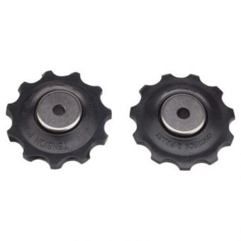 Shimano Deore RD-M6000-GS 10sp Rear Derailleur Tension and Guide Pulley Set