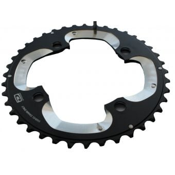 Shimano Deore XT FC-M785 38t AM 10sp Chainring Black/Silver