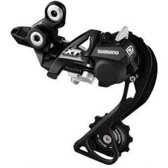 Shimano Deore XT Shadow+ RD-M786 2x10 Medium MTB Rear Derailleur Black