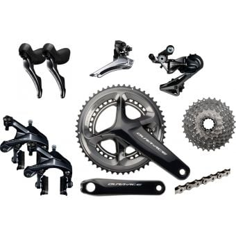 Shimano Dura-Ace R9100 Road Groupset
