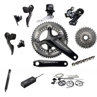 Shimano Dura-Ace R9170 Di2 Hydraulic Road Groupset