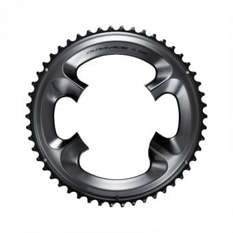 Shimano Dura-Ace FC-R9100 50T MS Outer Chainring Black