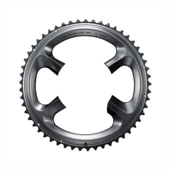 Shimano Dura-Ace FC-R9100 53T MW Outer Chainring Black