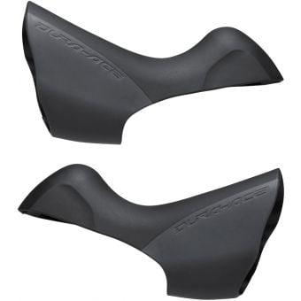 Shimano Dura-Ace ST-9001 Lever Hoods Bracket Cover Set Black
