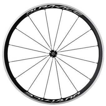 Shimano Dura-Ace C40 WH9100-C40-CL 700x24c 35mm Clincher Front Wheel