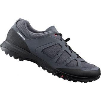 Shimano ET300 Flat Pedal Touring Shoes Grey