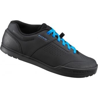 Shimano GR501 Flat Pedal Shoes Black/Blue