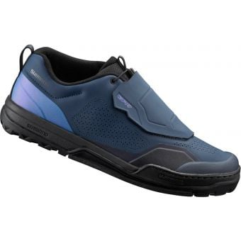 Shimano GR9 Flat Pedal Downhill Shoes Navy