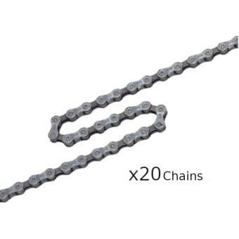 Shimano Workshop HG40 6/7/8 Speed Chain (20 pack)