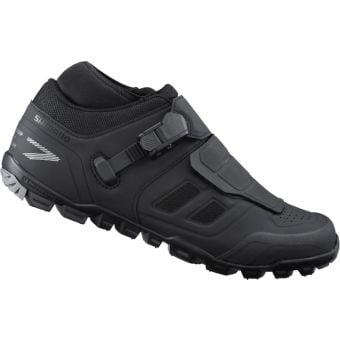 Shimano ME702 SPD MTB Shoes Black Wide Fit
