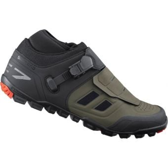 Shimano ME702 SPD MTB Shoes Olive