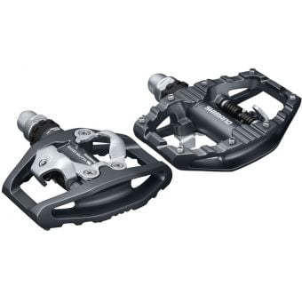 Shimano PD-EH500 SPD/Flat Multi-Purpose Pedals Black