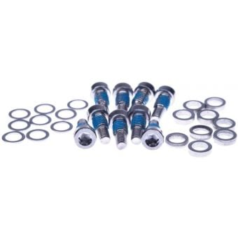 Shimano Replacement Pins and Spacers for PD-GR500 Pedals 9pcs