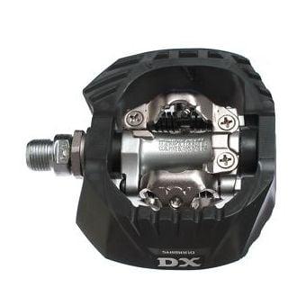 Shimano PD-M647 SPD MTB Pedals DX Pop-Up Platforms