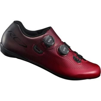 Shimano RC701 Road Shoes Red