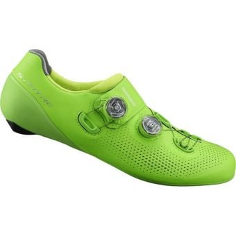 Shimano RC901 S-Phyre Road Shoes Green
