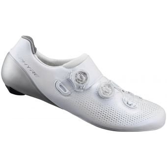 Shimano RC901 S-Phyre Road Shoes White Size 41
